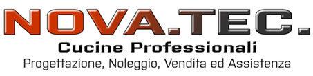 Vendita Cucine professionali a Torino - Novatec